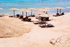 raju plażowy morze Zdjęcie Stock