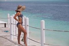 Raju wakacje obraz royalty free