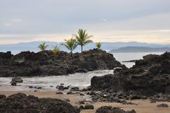 Raju wybrzeże Fotografia Royalty Free