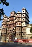 Rajwada (королевский дворец) Indore Стоковые Фотографии RF
