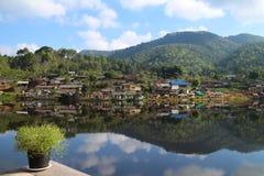 Rak Mae Hong Son tailandés de la prohibición Fotos de archivo libres de regalías