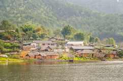 Rak Thai Village. Pai,Mae Hong Son Thailand Royalty Free Stock Photo