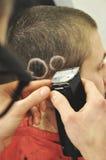 Raka cirklar Fotografering för Bildbyråer