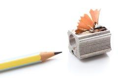 raka för blyertspenna Royaltyfria Foton