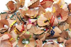 Raka för blyertspennor Royaltyfria Foton