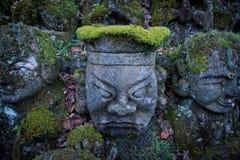 Rakan sculptures Stock Photos