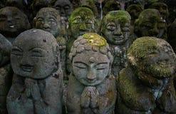 Rakan sculptures Stock Photography