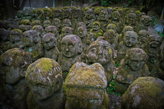 Rakan-Skulpturen Lizenzfreie Stockfotos