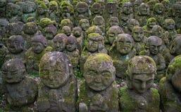 Rakan-Skulpturen Stockfotos