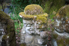 Rakan-Skulpturen Stockfoto