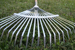 Rake Royalty Free Stock Photography