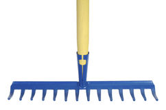 Rake-closeup Royalty Free Stock Images