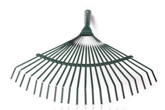 Rake isolated Royalty Free Stock Photo