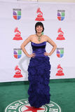 Rakel arrives at the 12th Annual Latin GRAMMY Awards Stock Photos