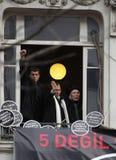 Rakel in Hrant Commemoration Royalty Free Stock Image