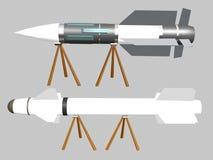 Raket arkivfoton