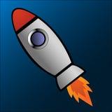 Raket Arkivbilder
