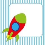 Raket vector illustratie