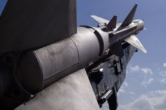 Raket Royalty-vrije Stock Afbeeldingen