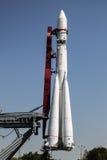 raket Arkivbild
