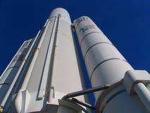 Raket Ariena 5 stock foto's