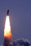 Raket som tar av Arkivfoton