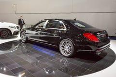 2015 Raket 900 van Brabus Mercedes-Maybach Royalty-vrije Stock Foto