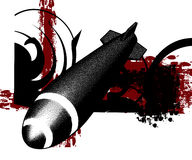 raket wojna ilustracja wektor