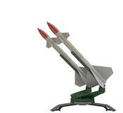 Rakete Stockbild
