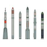 raketen Stockfoto