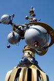 Raketjeta royaltyfri fotografi