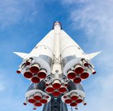 Raketmotor Royaltyfri Fotografi