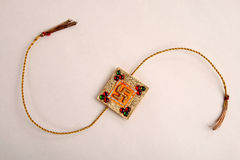 Rakhi Royalty Free Stock Photography