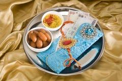 Rakhi Fotografía de archivo libre de regalías