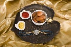 Rakhi Imagen de archivo libre de regalías