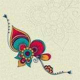 Rakhi creativo per la celebrazione di Raksha Bandhan Immagini Stock Libere da Diritti