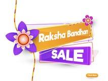 Rakhi, Indian brother and sister festival Raksha Bandhan concept.  Stock Photography