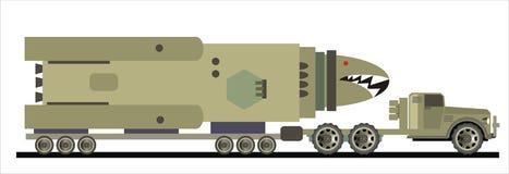 rakietowa broń Zdjęcie Royalty Free