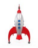 Rakietowy Astronautyczny statek Zdjęcie Stock