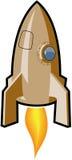 rakietowy statek ilustracji
