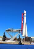 Rakietowy Vostok Obraz Stock