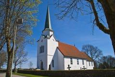 rakkestad церков Стоковые Фото