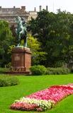 Rakoczi Statue Royalty Free Stock Image