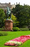 Rakoczi Statue Lizenzfreies Stockbild