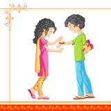 Raksha Bandhan Royalty Free Stock Image