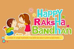 Raksha Bandhan Stock Photo