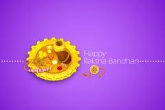 Raksha Bandhan stock illustratie