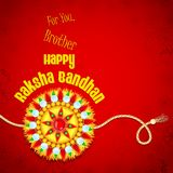 Raksha Bandhan Background Royalty Free Stock Image