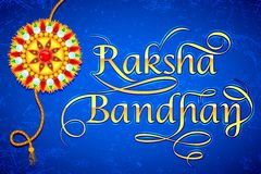 Raksha Bandhan Background Royalty Free Stock Photography
