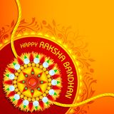 Raksha Bandhan Background Stock Photography